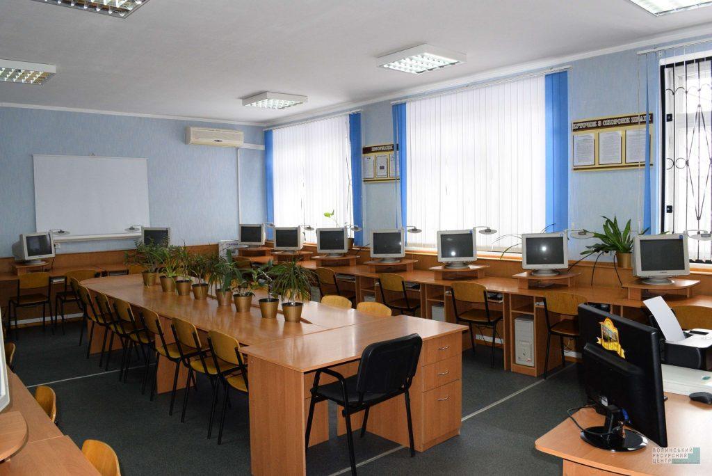 Лабораторія технології комп'ютерної обробки інформації, машинопису, графіки та веб-дизайну