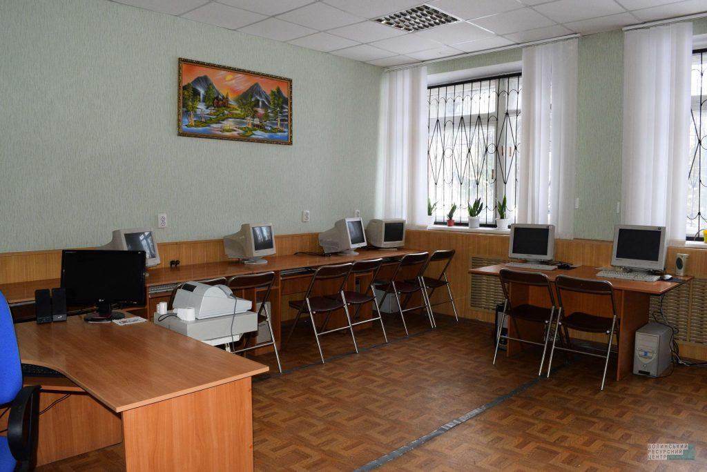 Лабораторія контрольно-касового обсладнання
